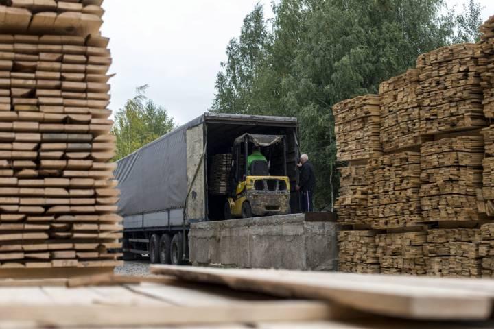Come determinare la qualità del legname